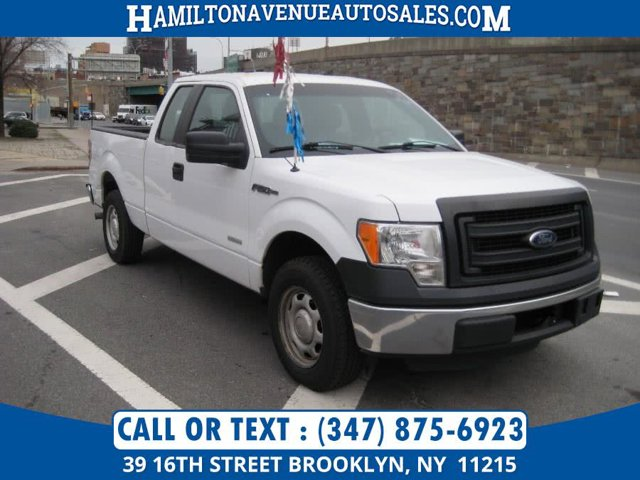 2013 Ford F-150 2WD SuperCab 145 XL Rear Wheel Drive Power Steering 4-Wheel Disc Brakes Convent