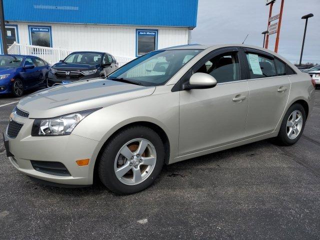 Used 2014 Chevrolet Cruze in Elyria, OH