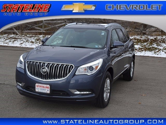 2014 Buick Enclave Convenience All Wheel Drive Power Steering Aluminum Wheels Tires - Front All-