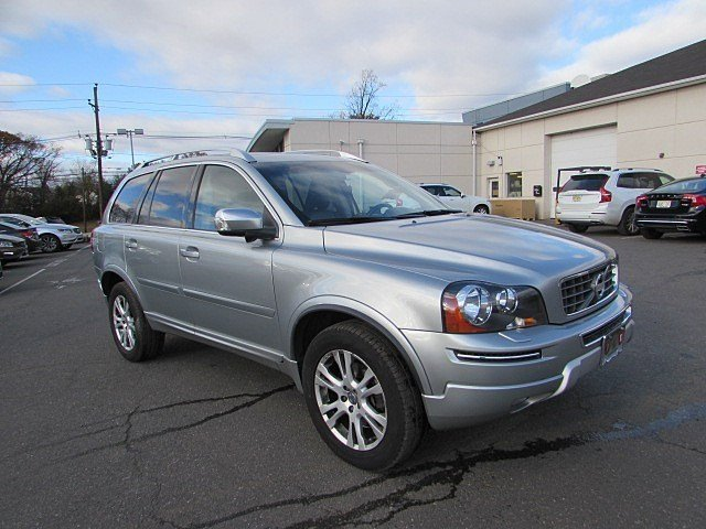 2013 Volvo XC90  OFF-BLACK  LEATHER SEATING SURFACES CLIMATE PKG  -inc heated front seats  interi