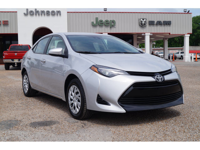 Used 2018 Toyota Corolla in Meridian, MS