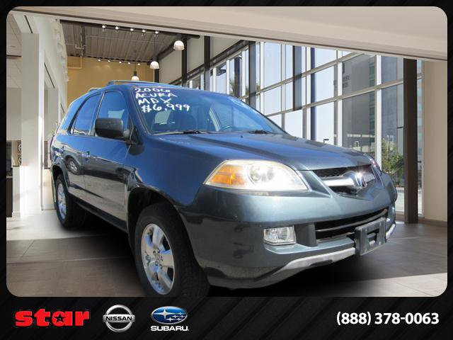 2005 Acura MDX SUV AT Keyless EntrySecurity SystemCruise ControlPrivacy GlassClimate ControlTr