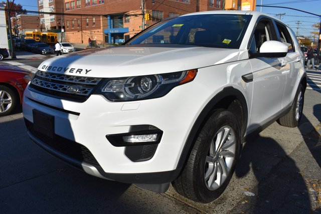 2016 Land Rover Discovery Sport HSE Navigation Turbocharged Four Wheel Drive Power Steering ABS