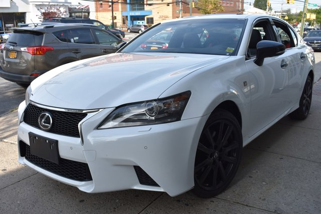 2015 Lexus GS 350 Crafted Line Navigation All Wheel Drive Active Suspension Power Steering ABS
