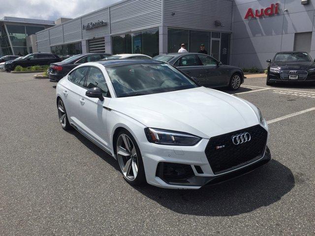 2019 Audi RS 5 Sportback 4DR SDN 29 QTRO 4417 miles VIN WUABWCF54KA900072