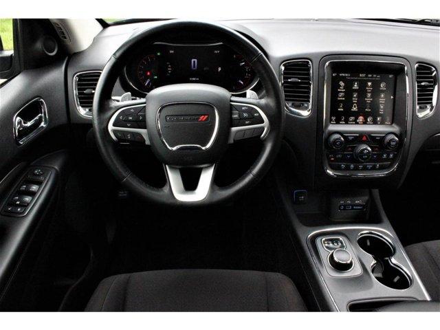2017 Dodge Durango SXT Granite Metallic Clearcoat