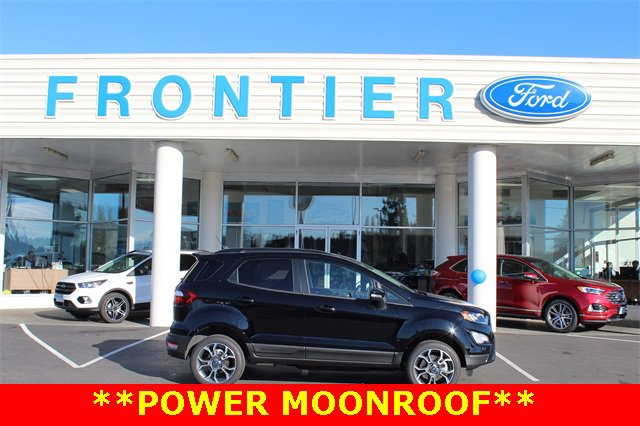 New 2019 Ford EcoSport in Anacortes, WA