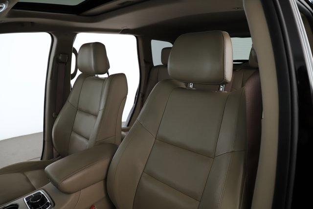 2017 Jeep Grand Cherokee Limited Diamond Black Crystal Pearlcoat