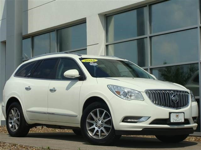 2014 Buick Enclave Leather All Wheel Drive Power Steering Aluminum Wheels Tires - Front All-Seas