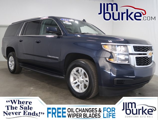 Used 2019 Chevrolet Suburban in Birmingham, AL