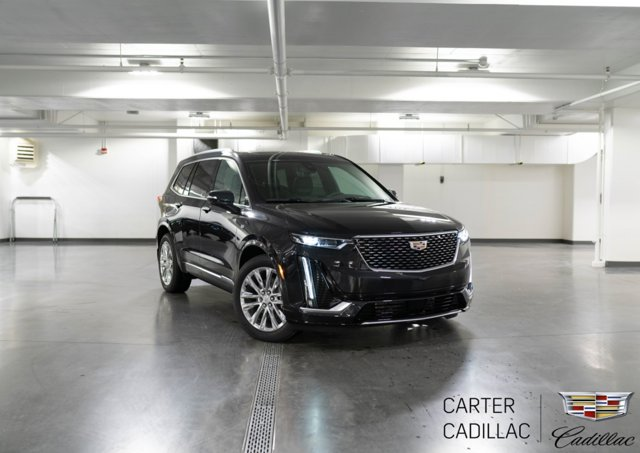 2020 Cadillac XT6 Premium Luxury AWD 4dr Premium Luxury Gas V6 3.6L/222 [1]