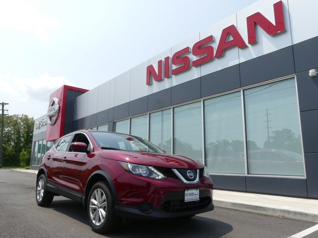 2019 Nissan Rogue Sport S Scarlet Ember Tintcoat