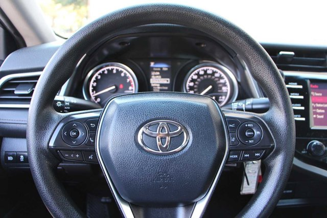 2018 Toyota Camry LE 25
