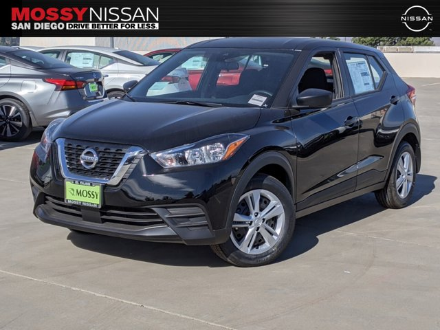 2020 Nissan Kicks S S FWD Regular Unleaded I-4 1.6 L/98 [5]