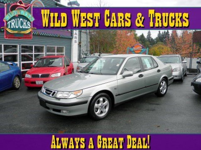 2001 Saab 9-5 SE Turbocharged Traction Control Front Wheel Drive Tires - Front Performance Tire