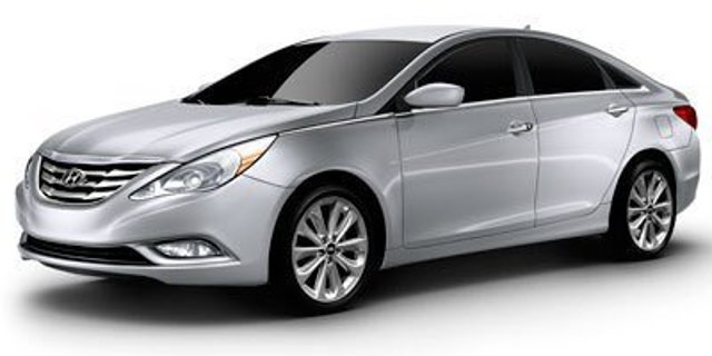2013 Hyundai Sonata GLS Front Wheel Drive Power Steering 4-Wheel Disc Brakes Tires - Front All-S