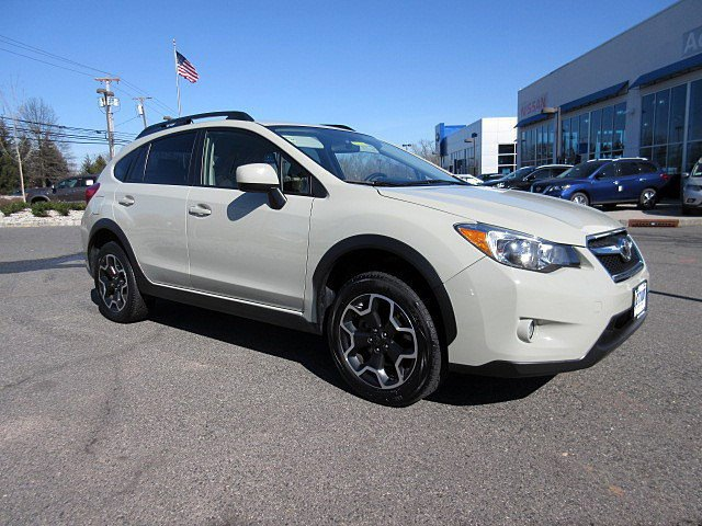 2014 Subaru XV Crosstrek Premium NAVIGATION SYSTEM  -inc Touch Screen GPS Navigation System  SD ca