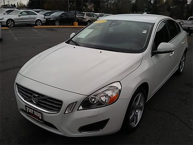 2013 Volvo S60  Turbocharged All Wheel Drive Power Steering 4-Wheel Disc Brakes Aluminum Wheels