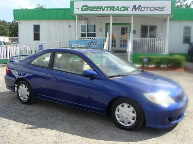 2005 Honda Civic Cpe EX Special Edition 2dr Coupe Front Wheel Drive Tires - Front All-Season Tire