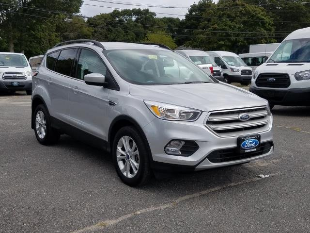 2018 Ford Escape SE Turbocharged Four Wheel Drive Power Steering ABS 4-Wheel Disc Brakes Brake