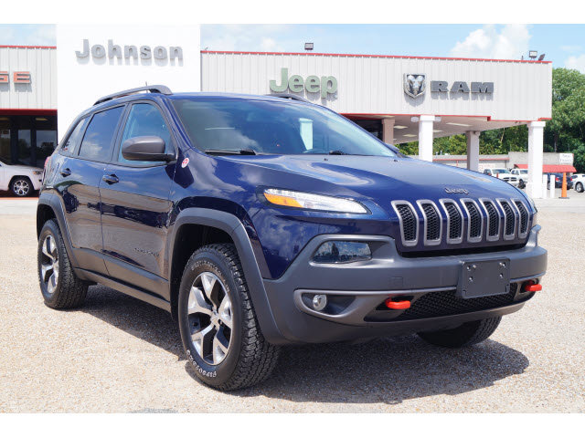 Used 2016 Jeep Cherokee in Meridian, MS