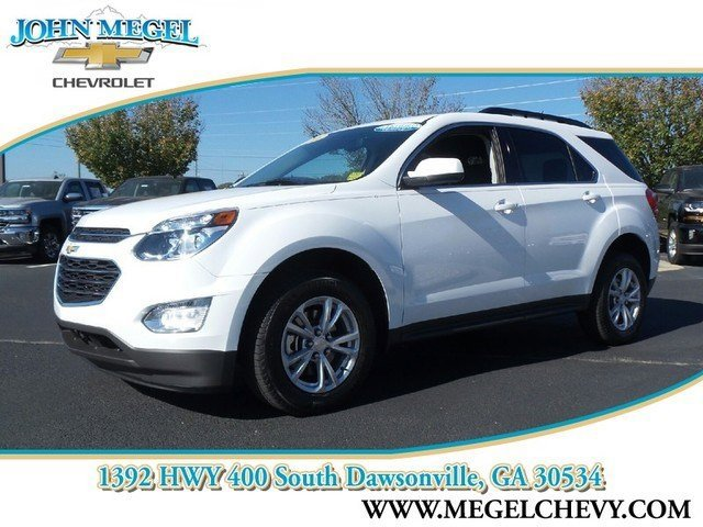 2016 Chevrolet Equinox LT TRANSMISSION  6-SPEED AUTOMATIC WITH OVERDRIVE  STD GVWR  4960 LBS 2