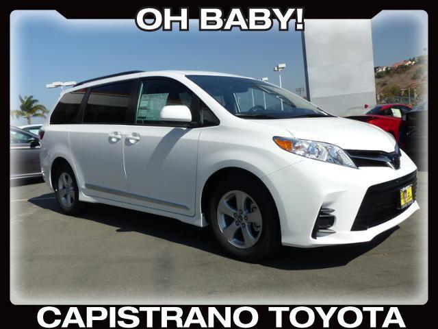 New 2020 Toyota Sienna in San Juan Capistrano, CA
