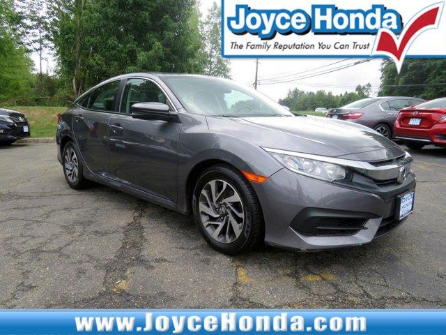 Used 2018 Honda Civic Sedan in Denville, NJ