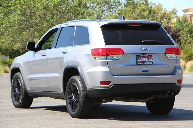 2018 Jeep Grand Cherokee Limited 6
