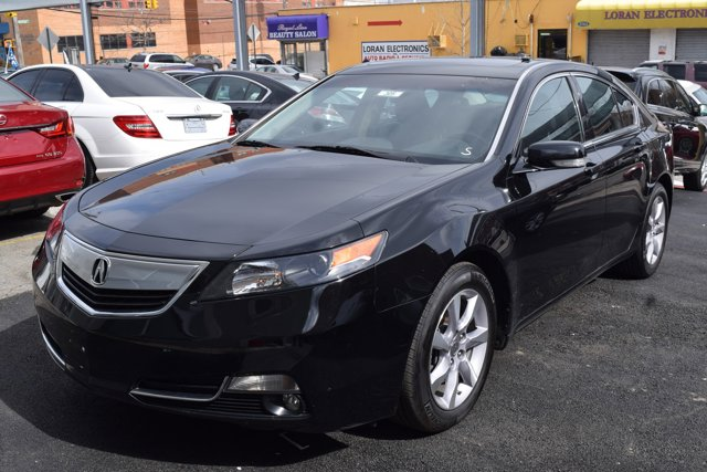 2014 Acura TL Tech Navigation Front Wheel Drive Power Steering ABS 4-Wheel Disc Brakes Brake As