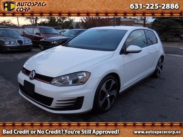 2015 Volkswagen Golf GTI S Turbocharged Front Wheel Drive Power Steering ABS 4-Wheel Disc Brake