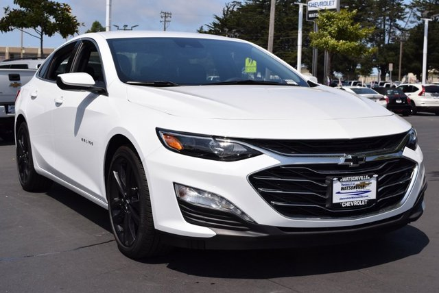 New 2019 Chevrolet Malibu in Watsonville, CA