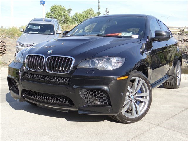 2013 BMW X6 M  Turbocharged Keyless Start All Wheel Drive Air Suspension Power Steering Active