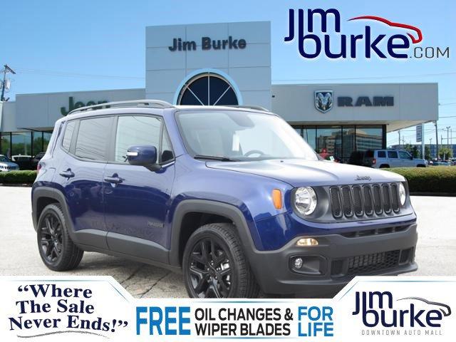 New 2018 Jeep Renegade in Birmingham, AL
