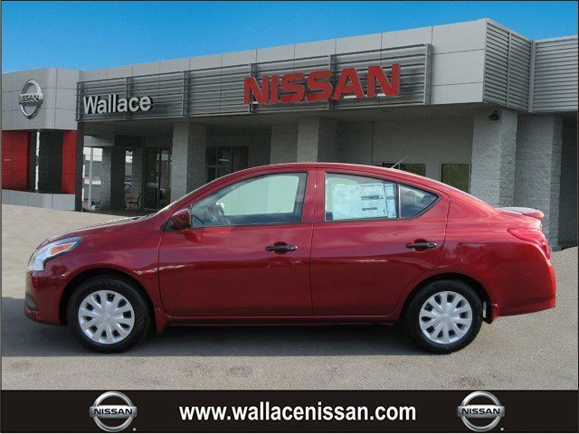 New 2016 Nissan Versa in Kingsport, TN
