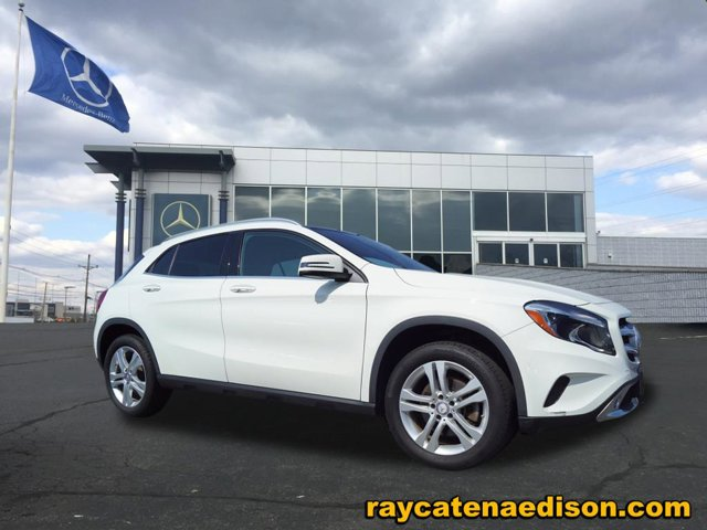 2017 Mercedes GLA GLA 250 Turbocharged All Wheel Drive Power Steering ABS 4-Wheel Disc Brakes