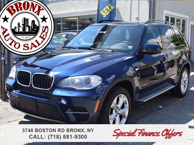 2012 BMW X5 35i Sport Activity Turbocharged All Wheel Drive Power Steering ABS 4-Wheel Disc Bra