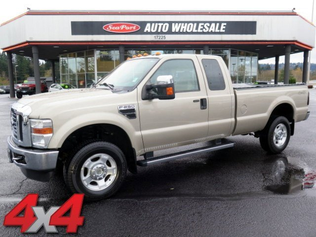 2010 Ford Super Duty F-250 XLT Security System Keyless Entry Power Door Locks Heated Mirrors Po