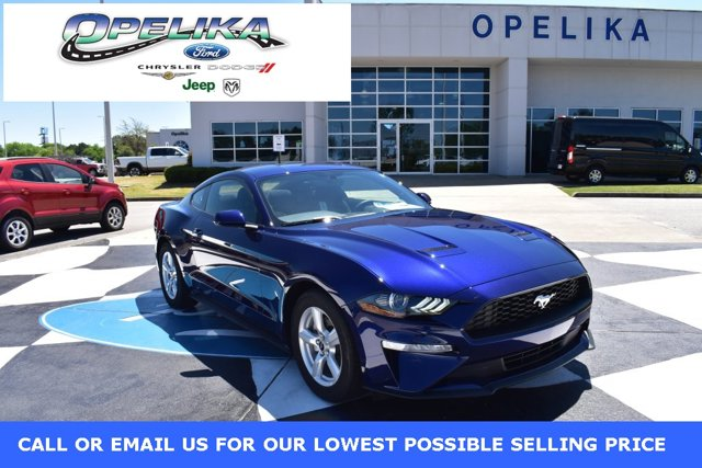 New 2019 Ford Mustang in Opelika, AL