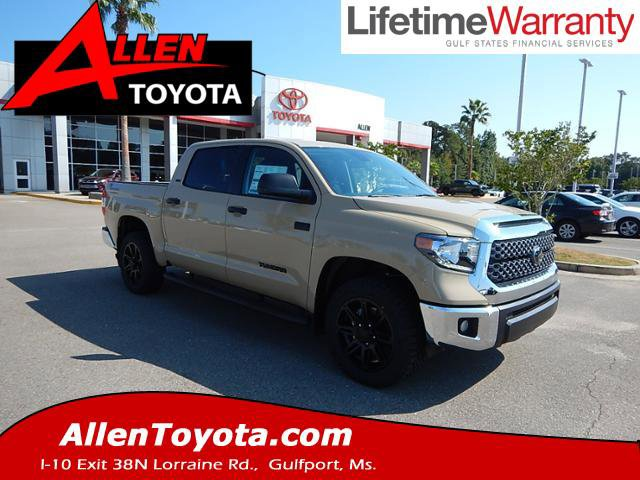 New 2020 Toyota Tundra in Gulfport, MS