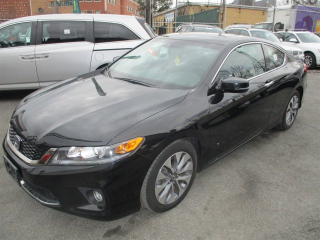 2013 Honda Accord Cpe EX-L Keyless Start Front Wheel Drive Power Steering 4-Wheel Disc Brakes A