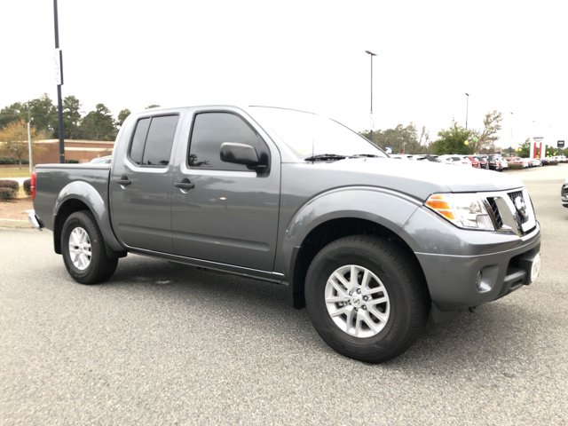 New 2019 Nissan Frontier in Tifton, GA