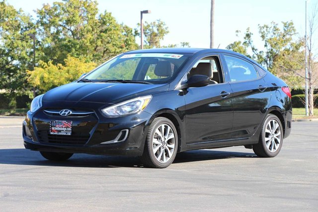 2017 Hyundai Accent Value Edition 8