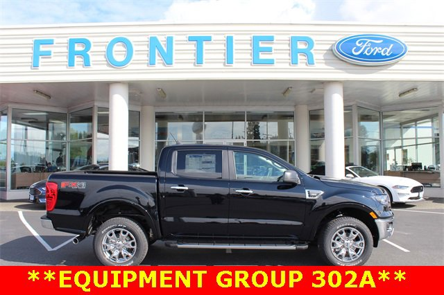 New 2019 Ford Ranger in Anacortes, WA
