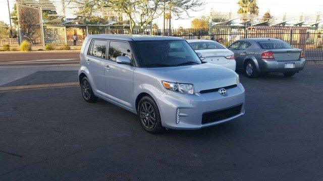 2013 Scion xB 10 Series Front Wheel Drive Power Steering 4-Wheel Disc Brakes Aluminum Wheels Ti