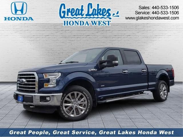 Used 2016 Ford F-150 in Elyria, OH