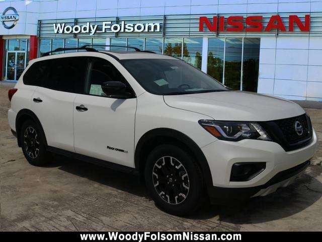 2019 Nissan Pathfinder Sl 5n1dr2mn9kc613322 Woody Folsom