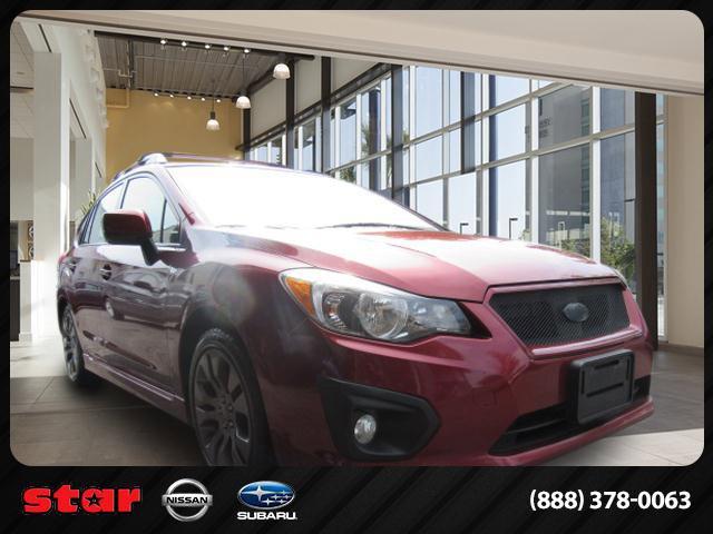 2012 Subaru Impreza Wagon 20i Sport Premium Keyless EntryCruise ControlIntermittent WipersPower