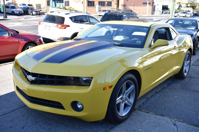 2012 Chevrolet Camaro 1LT ENGINE  36L SIDI DOHC V6 VVT  323 hp 2408 kW  6800 rpm  278 lb-ft o
