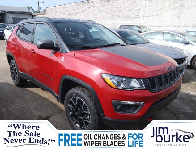 Used 2019 Jeep Compass in Birmingham, AL